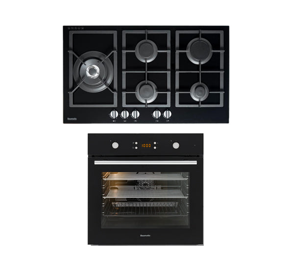 Oven and Cooktop Package No.8