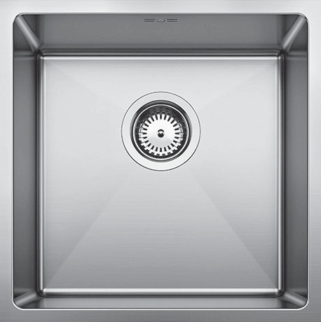 Blanco QUATRUSR15 400-IU Single Bowl Sink