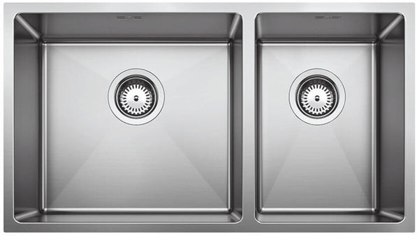 Blanco QUATRUSR15 400/200-IU 1 & 3/4 Kitchen Sink