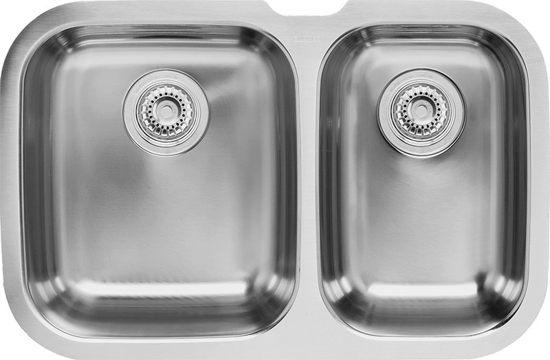Blanco NIAGARA U1 Double Bowl Undermount Sink