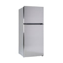 CHiQ CTM434S Stainless Steel 435L Top Mount Fridge