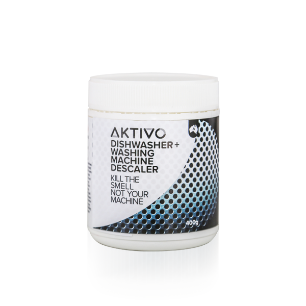 Australian Made - AKTIVO Dishwashing + Washing Machine Descaler - 400g