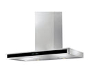 Euro Appliances E900CBGSX 90cm Italian Made Stainless Steel Canopy Rangehood