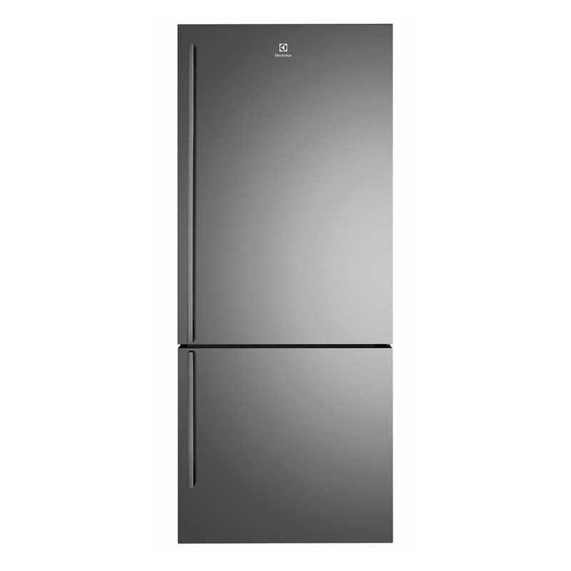 Electrolux EBE4507BC-R 453L Dark Stainless Steel Bottom Mount Fridge - Electrolux Seconds Stock