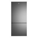 Electrolux EBE5307BB-R 529L Dark Stainless Steel Bottom Mount Fridge - Electrolux Seconds Stock