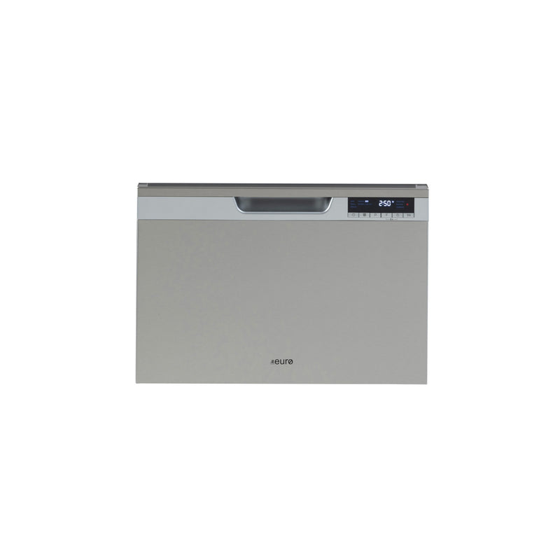 Euro Appliances EDS60S 60cm In-Built Single Drawer Dishwasher