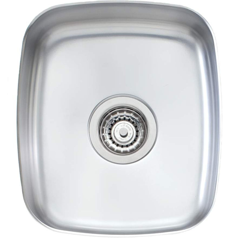 Oliveri EE30U Endeavour Single Bowl Undermount Sink