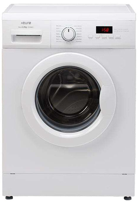 Euro Appliances EF6KWH 6kg Front Load Washing Machine - Ex Display