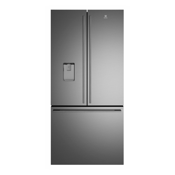 Electrolux EHE5267BC 524L Dark Stainless Steel French Door Fridge - Electrolux Seconds Stock