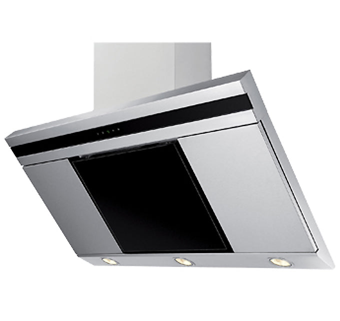 Euro EIN90WSX 90cm Touch Control Incline Rangehood – New