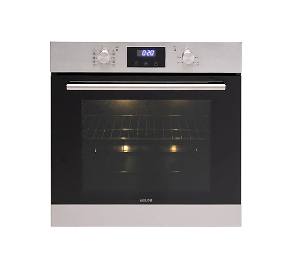 Euro Appliances EO6082BX Black & Stainless Steel Electric Oven
