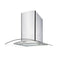 Esatto ERHGC60 60cm Glass Canopy Rangehood
