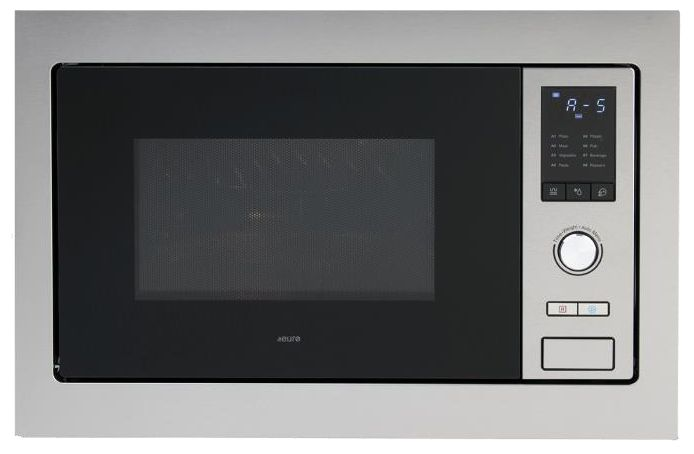 Euro Appliances ES28MTSX Inbuilt Microwave Oven + Grill with Trim Kit