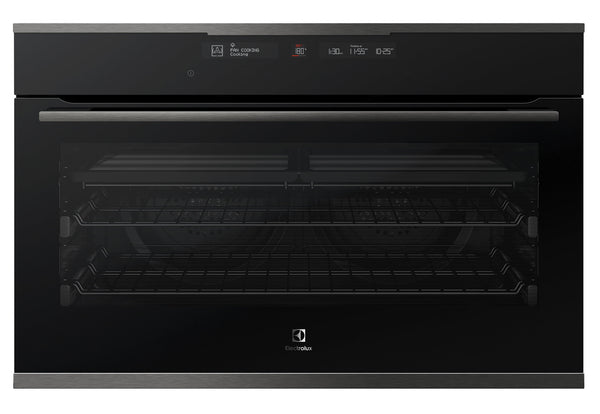 Electrolux EVEP916DSD 90cm Pyrolytic Built-In Oven - Electrolux Seconds Stock