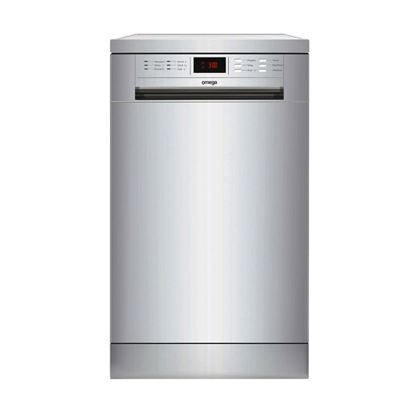 Omega ODW300XN 45cm Stainless Steel Dishwasher