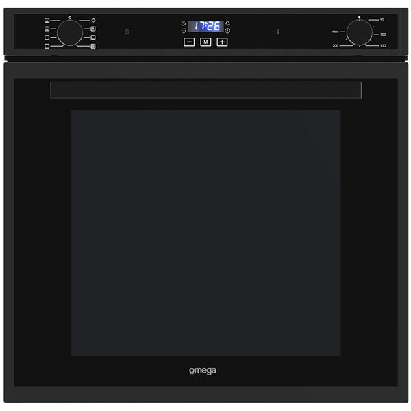 Omega OO60B1 60cm 8 Function Electric Oven