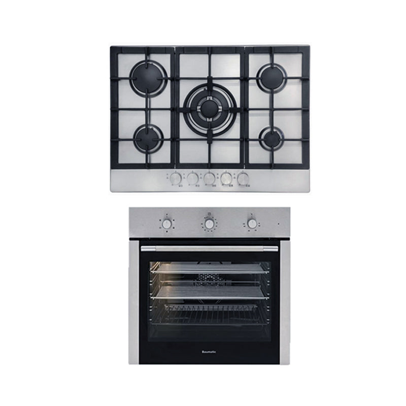 Oven and Cooktop Package No.4