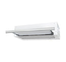 Robinhood RI61SS-WH Retractable Rangehood