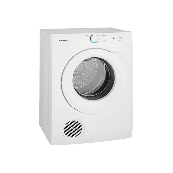 Simpson SDV556HQWA 5.5kg Vented Dryer – Simpson Seconds Stock