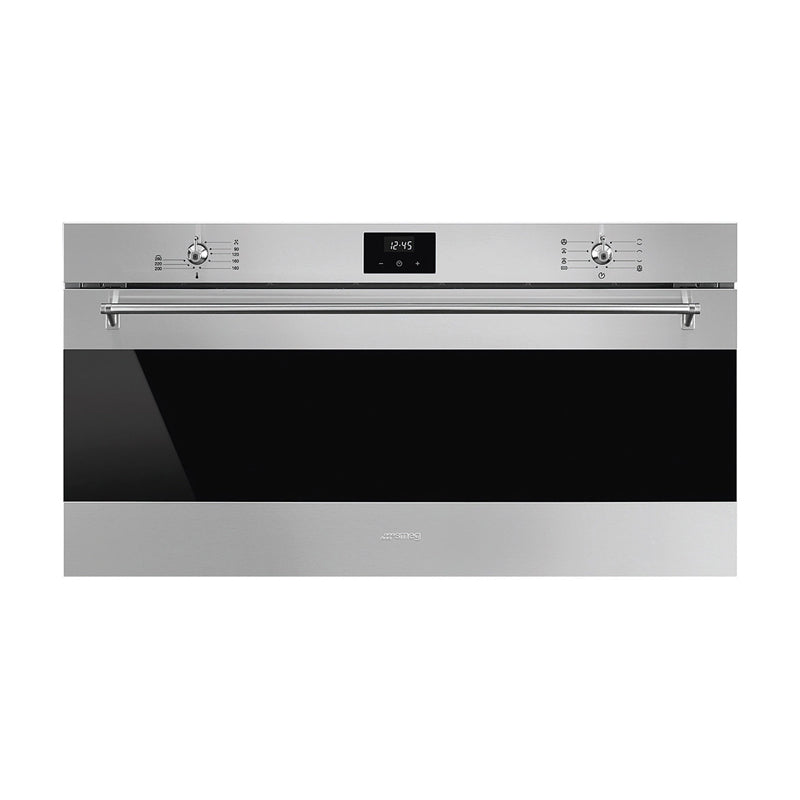 Smeg SFRA9300X 90cm Classic Aesthetic Built-In Oven – Ex Display