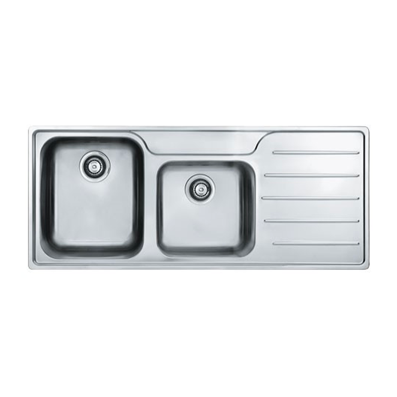 Franke SSX621RHD 1 and 3/4 Stainless Steel Sink