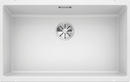 Blanco SUBLINE700UWK5 Granite Kitchen Sink - White
