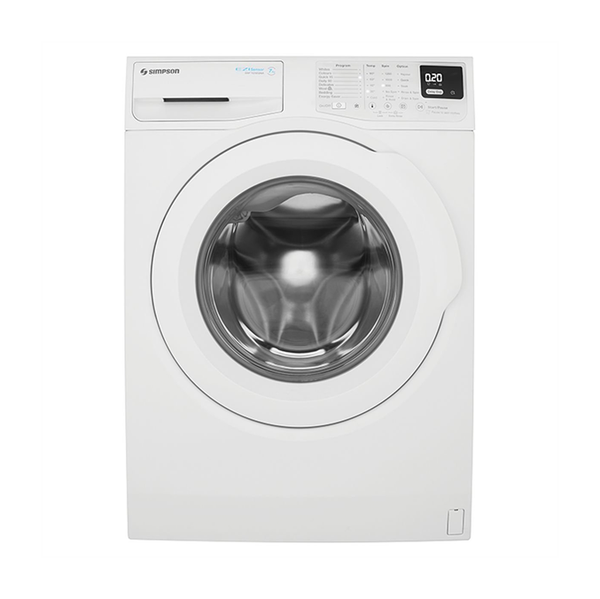 Simpson SWF7025EQWA 7kg Front Load Washing Machine - Simpson Seconds Stock