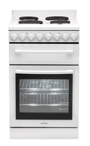 Euromaid Electric Oven + Solid Cooktop | F54EW