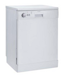 Euromaid EDW14W White European Dishwasher
