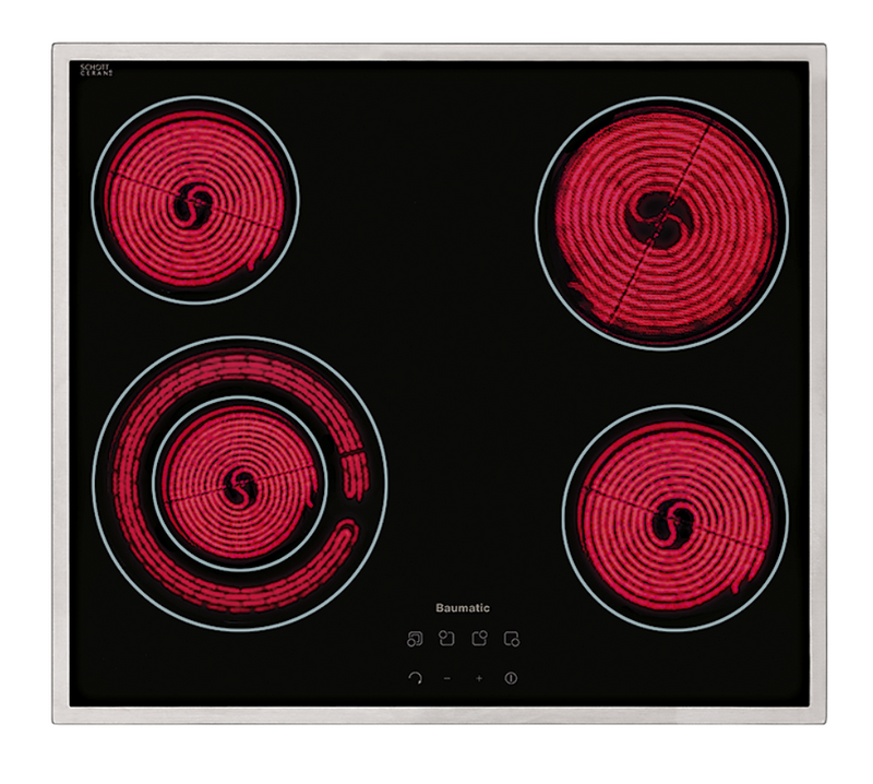 Baumatic 60cm Ceramic Cooktop | BCT4