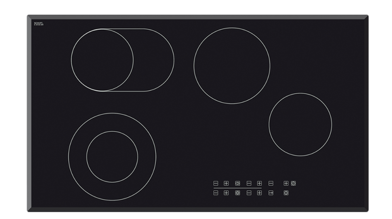 Baumatic 90cm Ceramic Cooktop | BACE9004