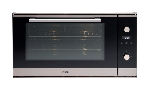 Euro Appliances EO90MXS – 90cm Electric Multi-Function Oven