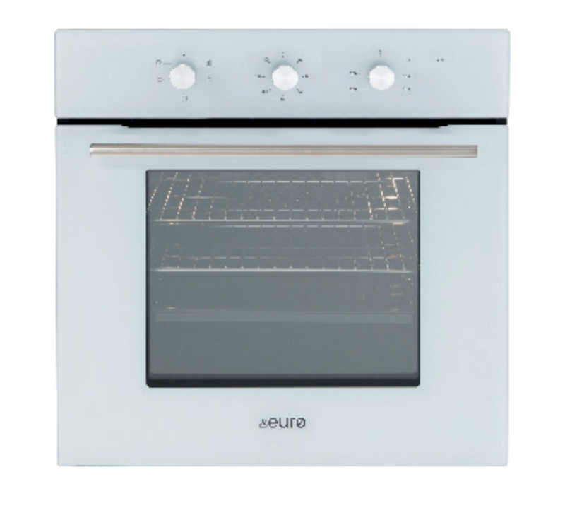 Euro EO604WH White Electric Oven