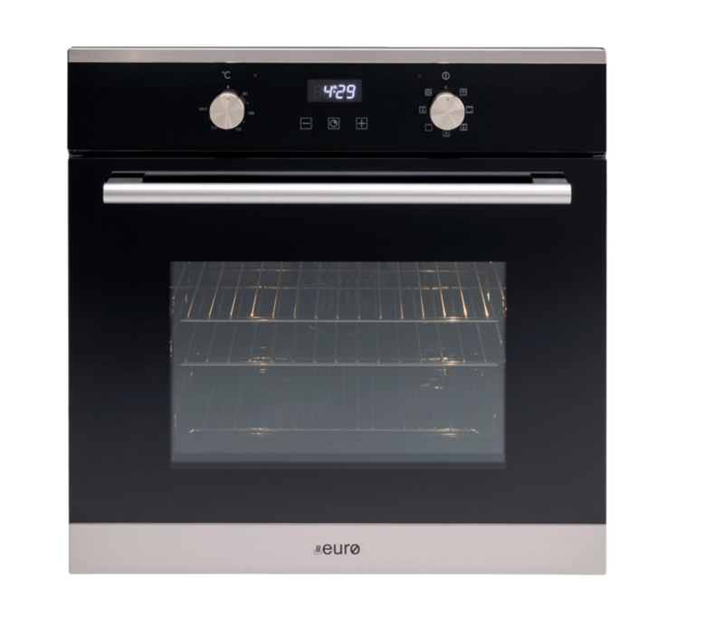 Euro Appliances EO60MXS Italian Made Electric Oven