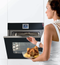 Barazza VB Velvet Series 60cm Oven with Colour Screen
