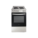 Technika TEE54FSS 54cm Electric Stainless Steel Stove