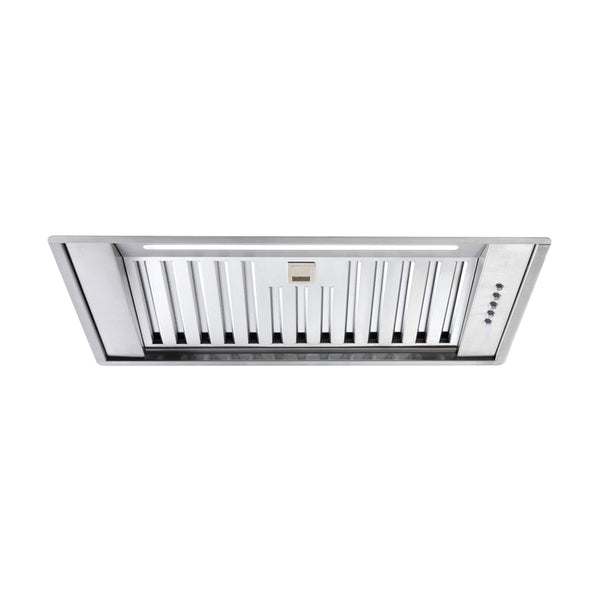 Euromaid UCB52S 52cm Heavy Duty Under Mount Rangehood