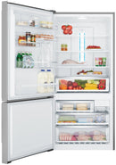 xWestinghouse WBE5304SB-R 530L Stainless Steel Fridge – Westinghouse Seconds Stock