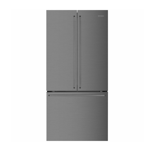 Westinghouse WHE5204BC 524L French Door Fridge Dark Stainless Steel