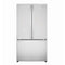 Westinghouse WHE6000SB 605L Stainless Steel French Door Fridge - Westinghouse Seconds Stock