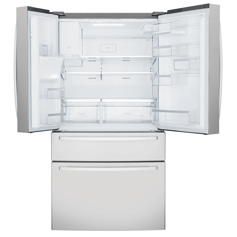 Westinghouse WHE7074SA 702L French Door Fridge - Westinghouse Seconds Stock
