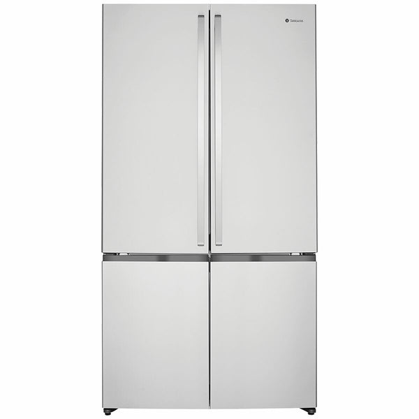 Westinghouse WQE6000SB 600L Stainless Steel French Door Fridge - Westinghouse Seconds Stock