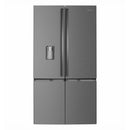 Westinghouse WQE6060BB Dark Stainless Steel 600L French Door Fridge - Westinghouse Seconds Stock