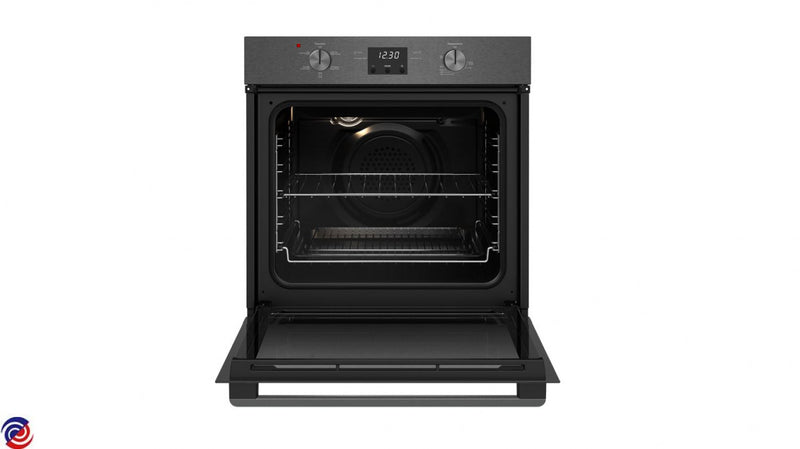 Westinghouse WVE615DSCA 60cm Dark Steel Multi-function Oven - Westinghouse Seconds Stock