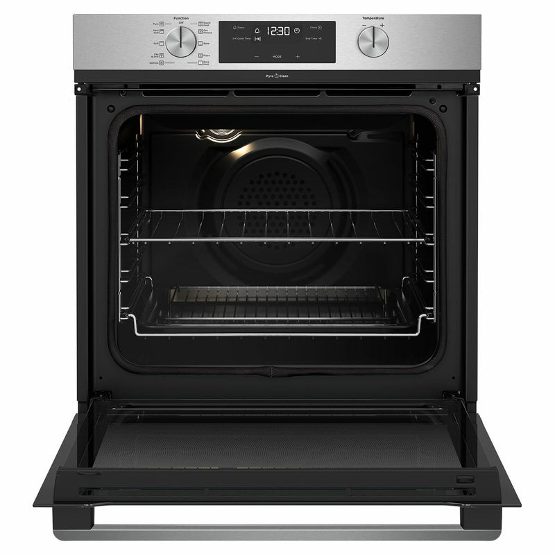 Westinghouse WVEP615SC 60cm Stainless Steel Pyrolytic Oven - Westinghouse Seconds Stock