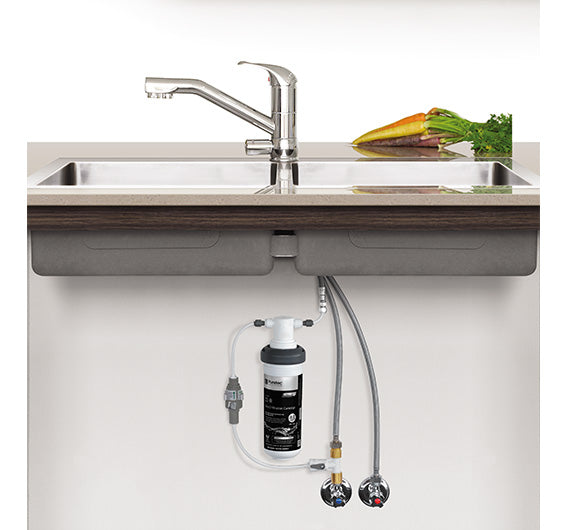 Puretec Z1-T2 Tripla Water Filter Kit Undersink With 3 Way LED Mixer Tap - Special Order