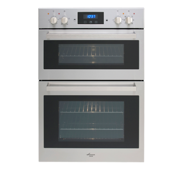 Euro Appliances ESM8060TSX Italian Made Multifunction Duo Oven