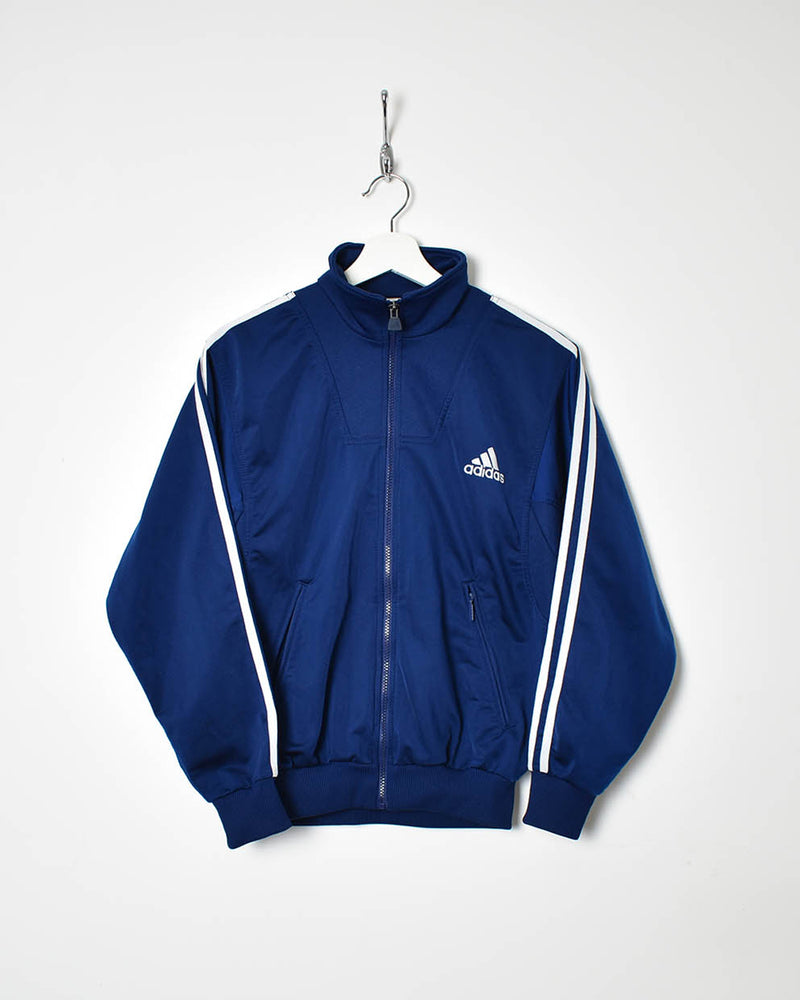Adidas Tracksuit Top - X-Small - Domno Vintage 90s, 80s, 00s Retro and Vintage Clothing