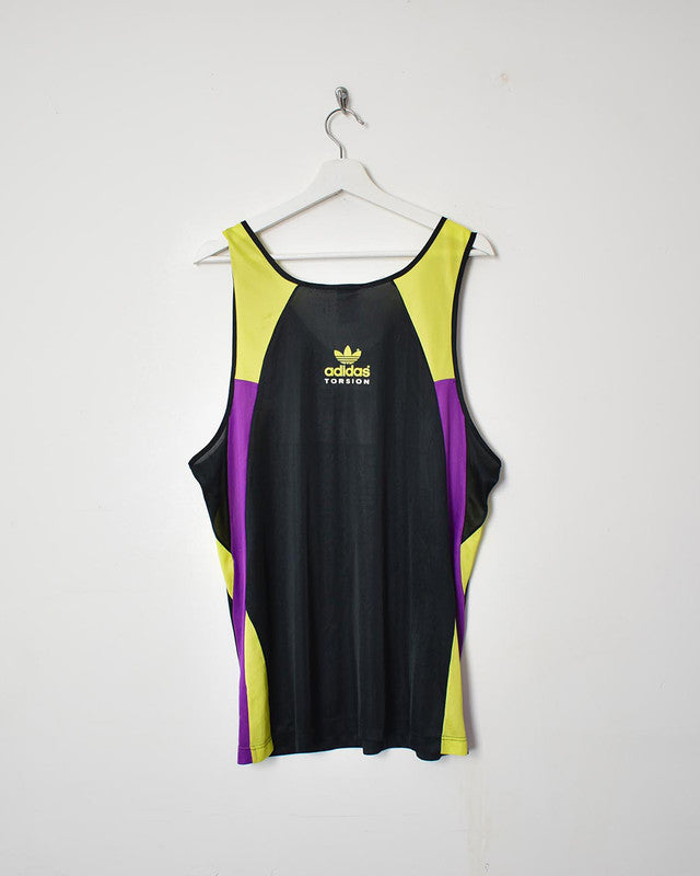 Adidas Vest - Medium - Domno Vintage 90s, 80s, 00s Retro and Vintage Clothing