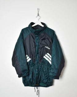 Adidas Coat - Medium - Domno Vintage 90s, 80s, 00s Retro and Vintage Clothing